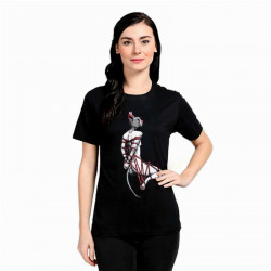 Black Women T-shirt Sphynx...